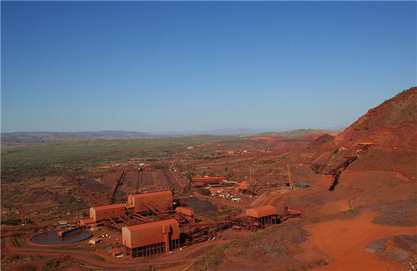 GRAPH: Why you can't compete with Rio iron ore