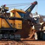 Joy Global earning sinks again, claims demand for mining equipment care coming back