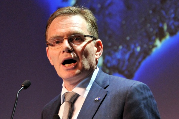 BHP chief says inquiry into Aussie iron ore market a 'ridiculous waste'