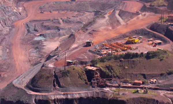 Brazil's Vale gets $2.8bn for iron ore expansions