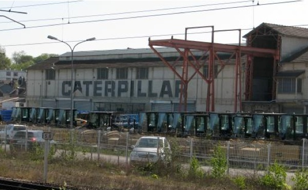 Caterpillar to sell its Rantigny plant in France