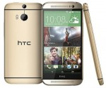 Gold smartphones options just got broader: meet the HTC One