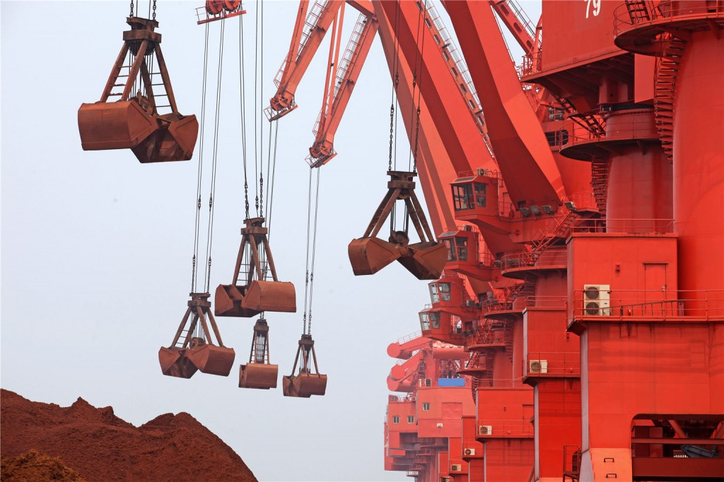China's inland mills could be in market for 300mt seaborne iron ore