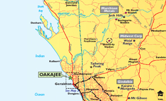 Padbury Mining walks away from $6.5bn Oakajee iron ore port and rail project