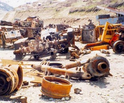 Availability of spare parts a top priority for Australian miners