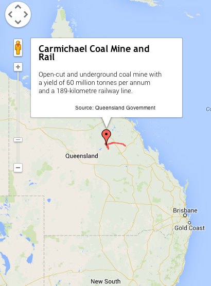 Australia gives green light to new $15bn coal mine despite Barrier Reef qualms