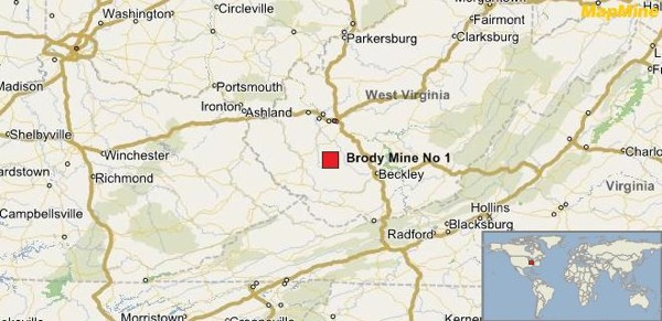 Two miners trapped in West Virginia coal mine after accident