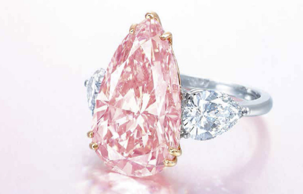 Golconda diamond fails to find buyer at Christie's auction in Hong Kong