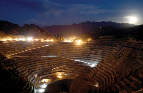Goldcorp's profit down despite improved gold sales