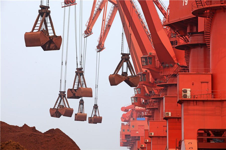 Iron ore price surges to highest since Sep 2014