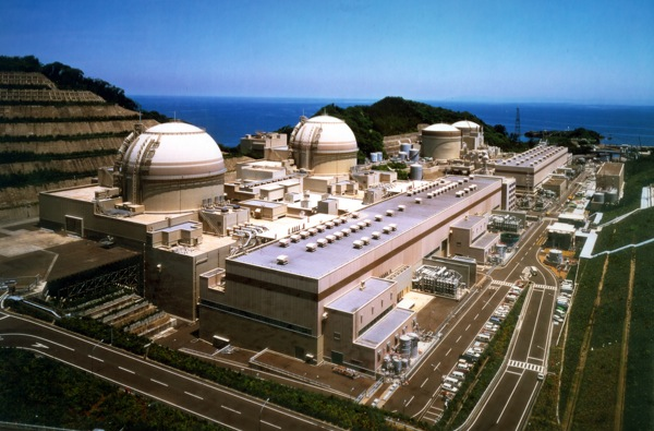 Japan not allowed restarting nuclear plant