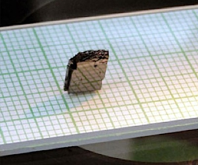 Scientists find rare-earth-like magnetic properties in iron