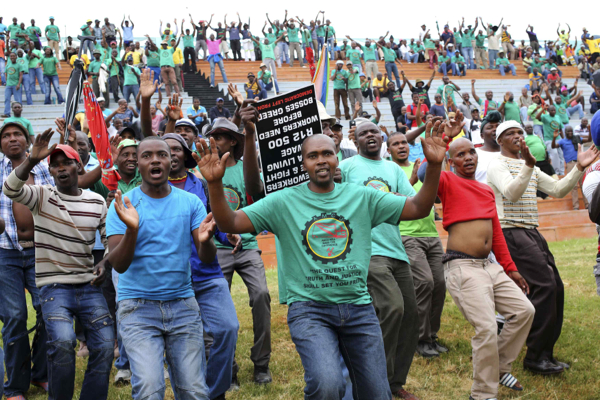 World's largest platinum mine to remain shut for months on S. Africa strike