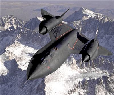 TIL: Titanium used for Mach3+ Cold War spy plane came from Russia