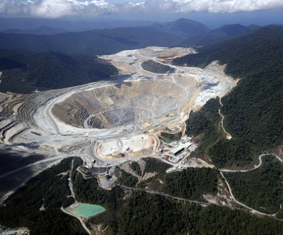 Newmont stops copper output at Indonesia mine