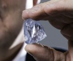 Petra unveils largest-ever blue diamond found at Cullinan mine