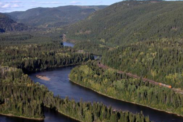 Quebec commits up to $20 million for new Labrador Through rail line