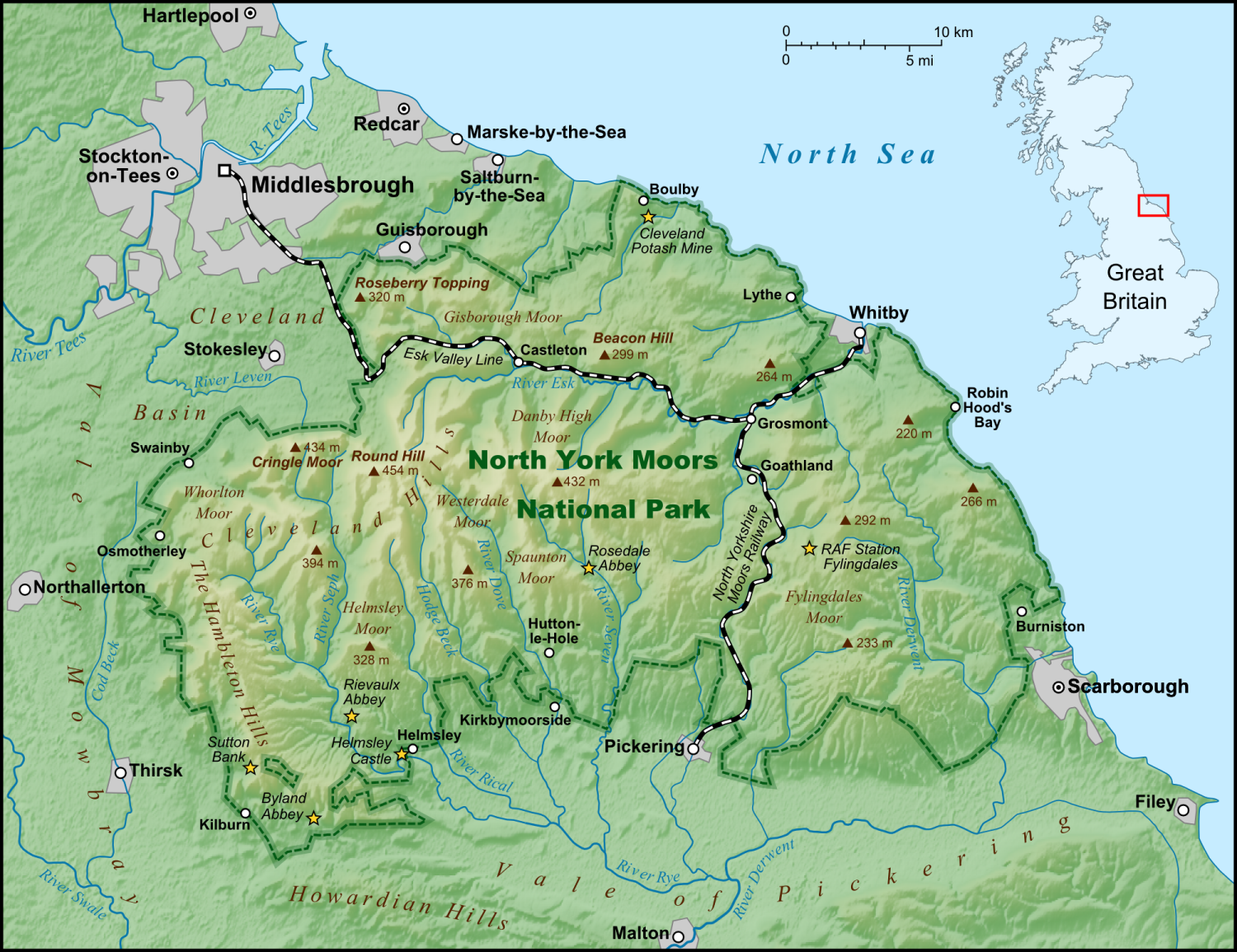Sirius delays application for $2.7bn potash mine in English national park