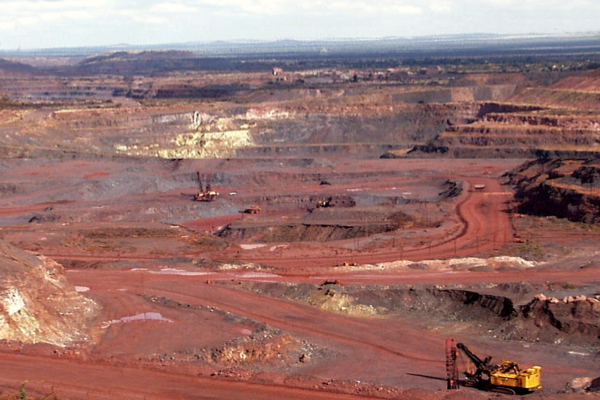 Africa's largest iron ore miner hit hard by weak prices