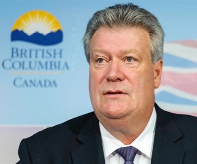 BC signs energy agreement with China