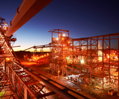 BHP shoots the lights out