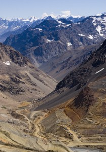 Codelco delays $6.8 million mine expansion, reviews impacts on glaciers