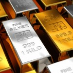 Gold and silver shining bright—hit three-month highs