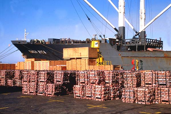 Indonesia lifts six-month ban of metal concentrate exports