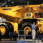Komatsu's sales in China sinking faster than expected