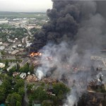 Anniversary of Lac-Mégantic train disaster