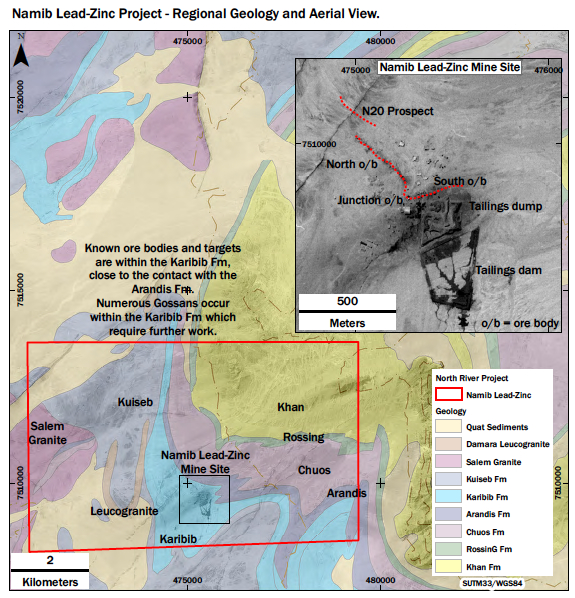 North River secures $12m to restart Namib mine, shares shoot up