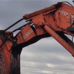 IMAGE GALLERY: Crunched mining equipment