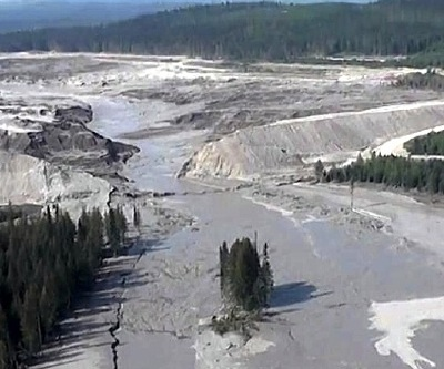 Alaskans uneasy over another Imperial Metals mine nearing end of construction