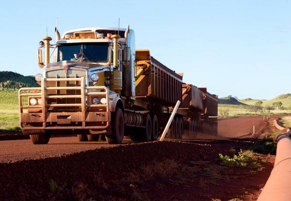 Plenty of room for smaller iron ore players
