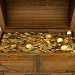 French workers kept buried treasure 'buried'