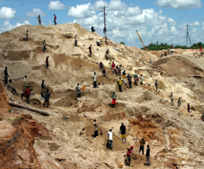 Ghana's new law could end illegal mining