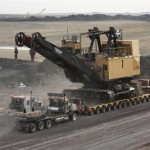 IMAGE GALLERY: Heavy pit haulage