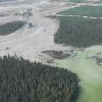 Tailings pond breach at Imperial Metals' Mount Polley Mine