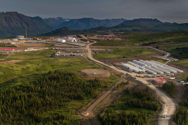Imperial Metals new copper and gold mine ready to begin production