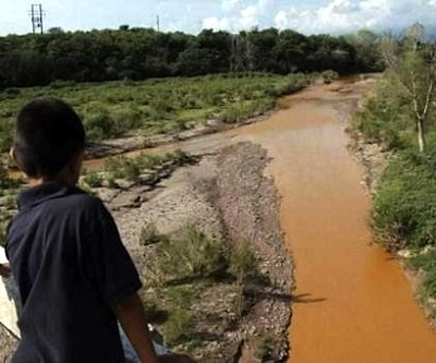 Mexican copper mine too slow to report spill: authorities