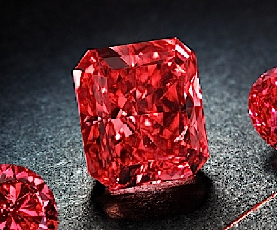 This 2 Million Red Diamond Is The Hero In Rio S Annual