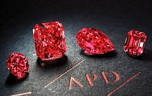This $2 million red diamond is the hero in Rio's annual tender