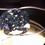 This extremely rare $25.6 million blue diamond may reveal Earth's origins