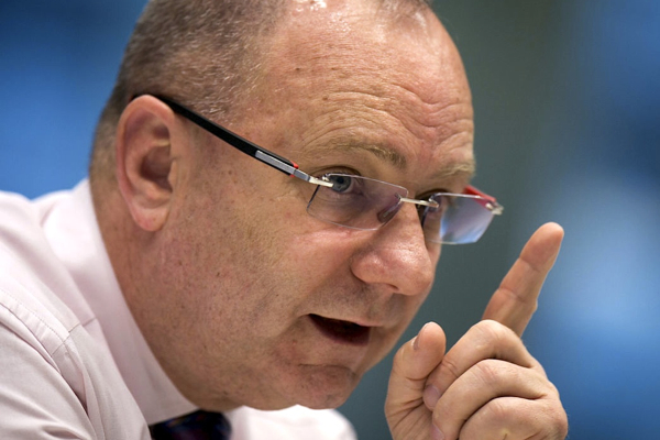 Anglo American chief not going for any major corporate split