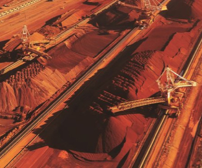 China's iron ore imports to fall in September — report