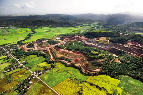 Glencore's Dominican mine saved by the President