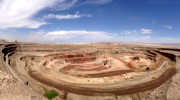 About 20% of Chile's largest copper mines closed or reconverted by 2025