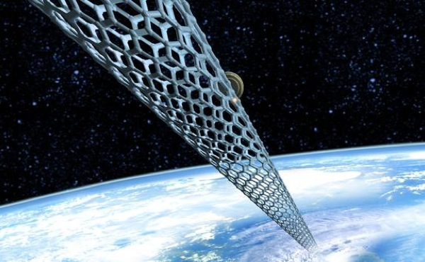New diamond nanothreads may let scientists build space ...