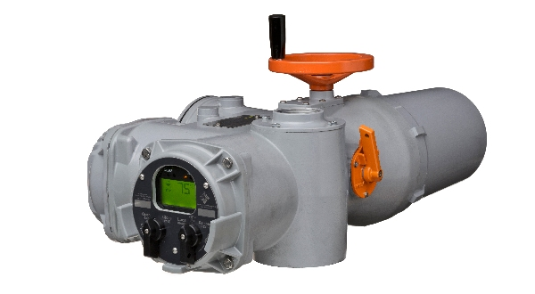 Emerson introduces intelligent electric valve actuator with