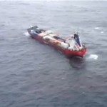 Russian freighter, adrift off BC, towed to port